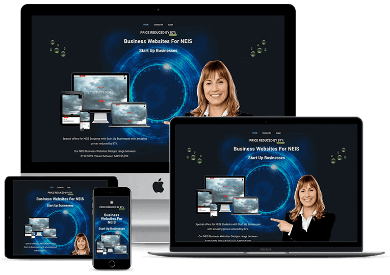 NEIS Business Websites Designs Responsive